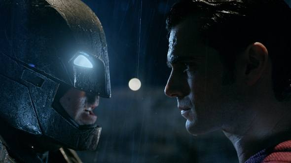 Batman v Superman: Adaletin Şafağı Filmi