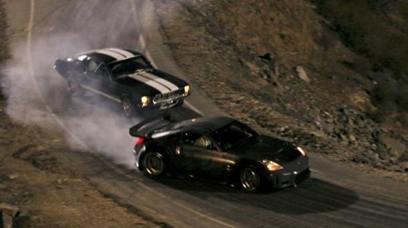 hızlı ve öfkeli arabaları