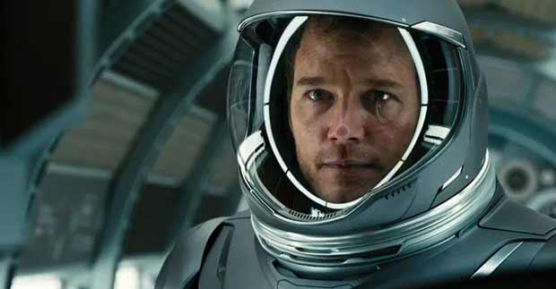 Passengers - Jennifer Lawrence & Chris Pratt